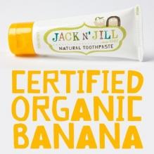 JACK N' JILL looduslik hambapasta Banaan 50g