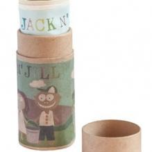JACK N' JILL puuvillane kosmeetikakott
