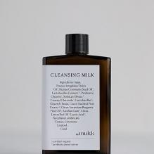 byMUKK CLEANSING MILK magusa mandli õli + bergamot 100ml